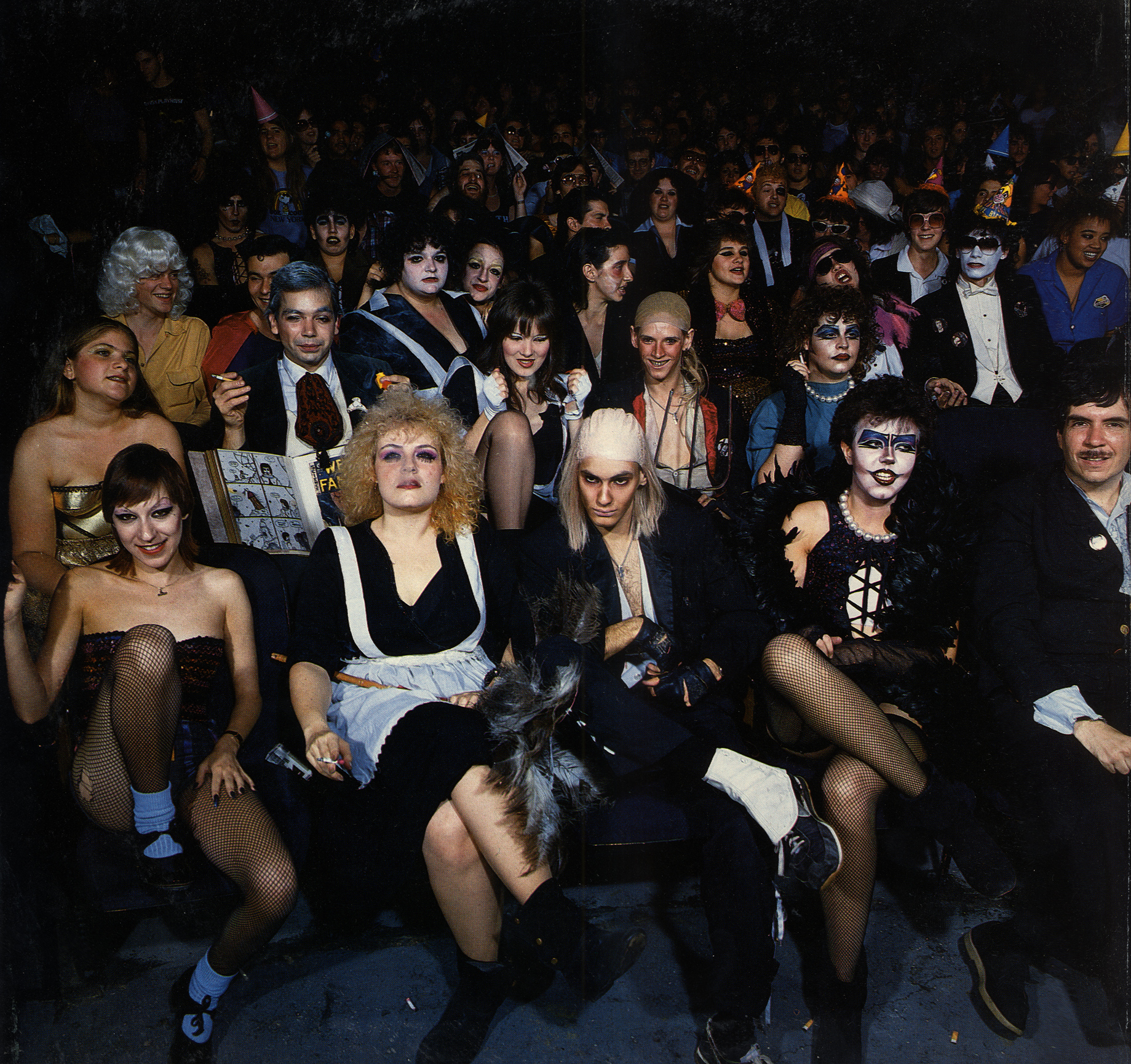 Rocky Horror Picture Show, The - The Time Warp