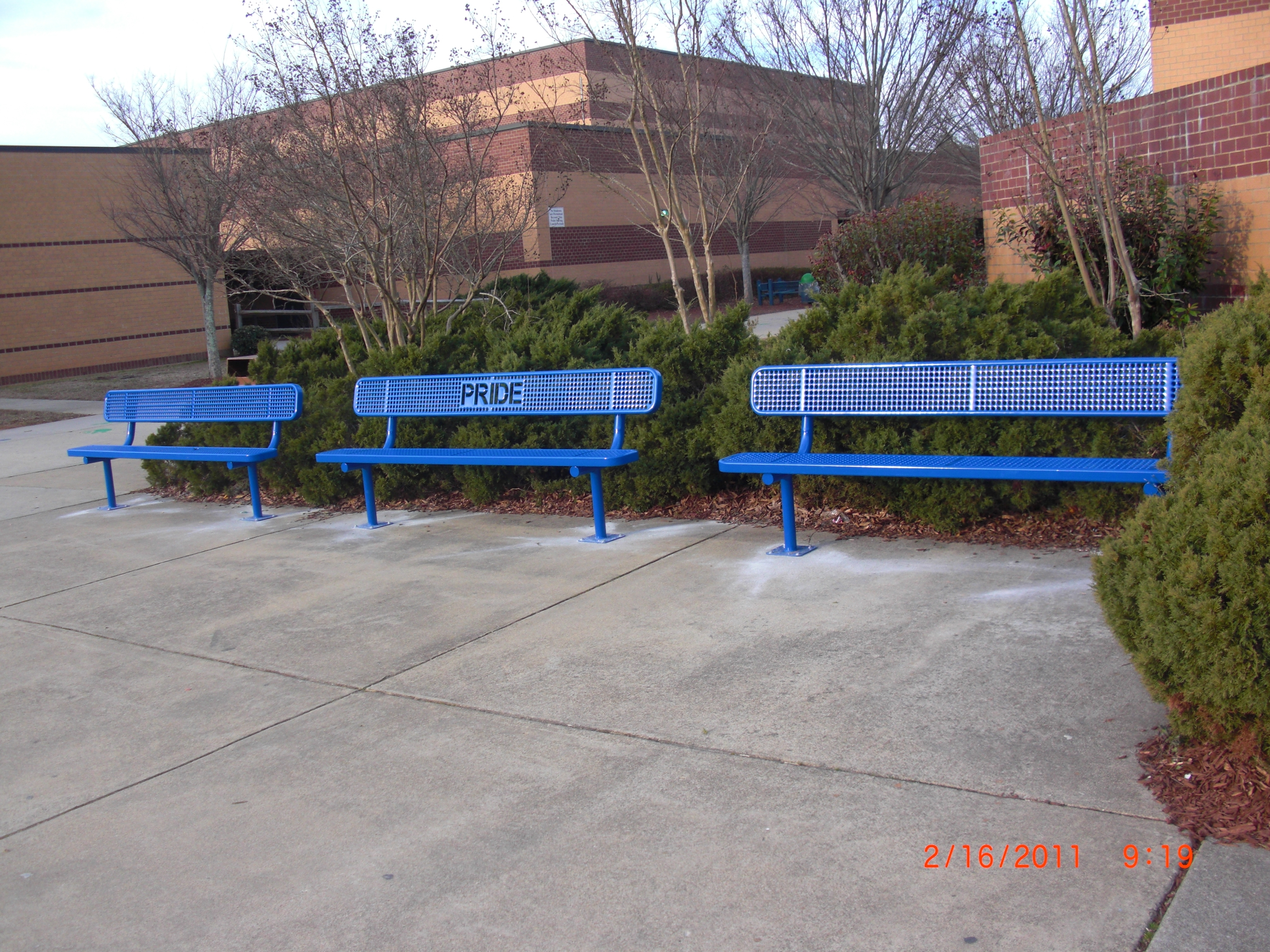 benches!!