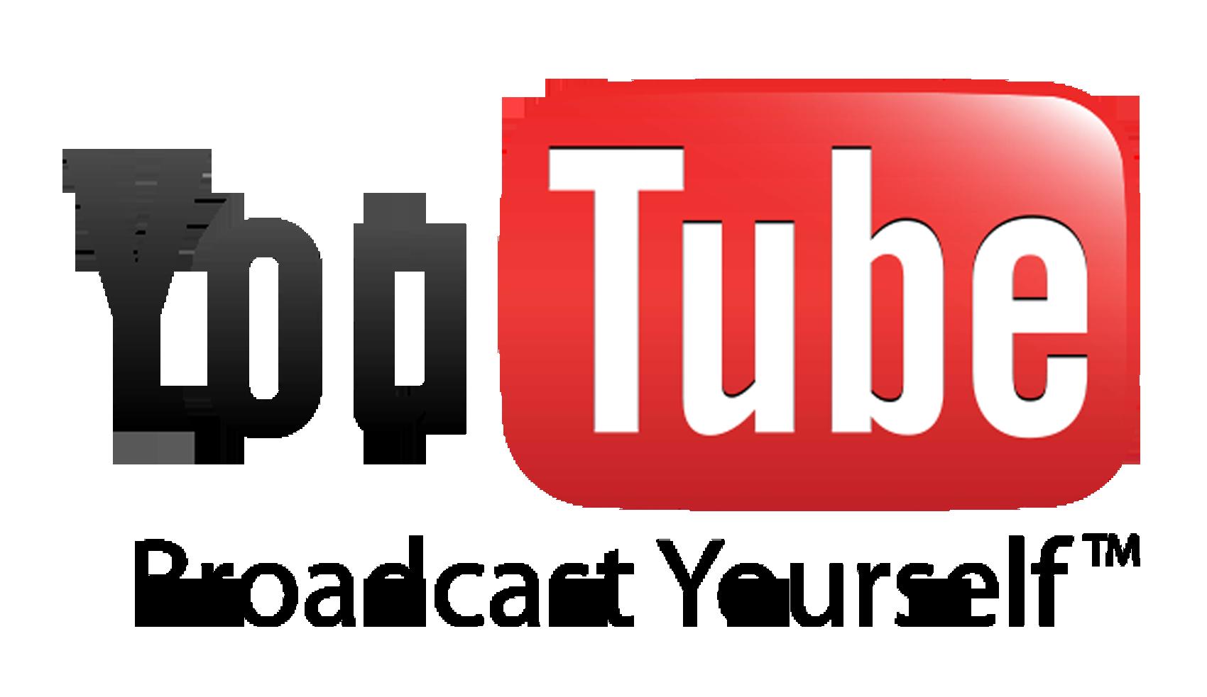 The youtube logo photo courtesy of youtube