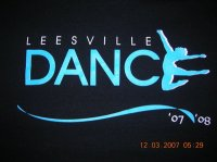 Leesville's Dance Department has been a source of talent since the school's opening in 1993.  Photo Courtesy of Facebook.com.