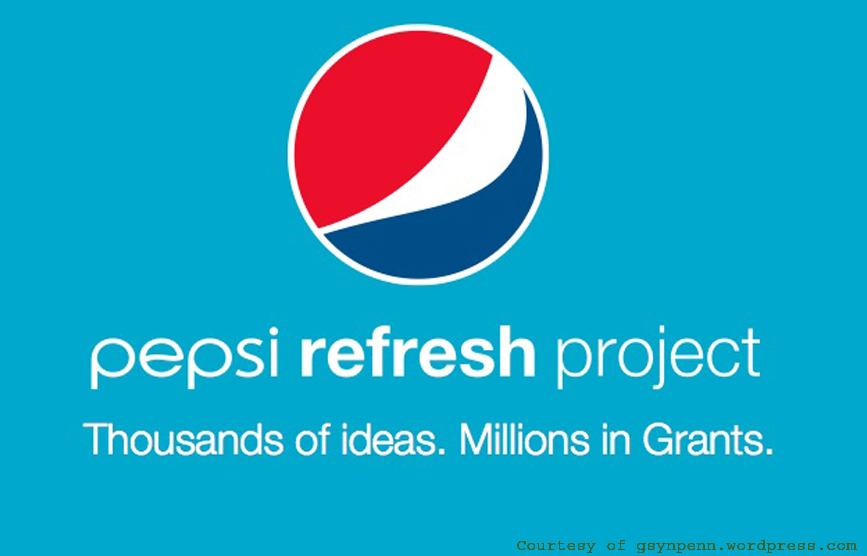 Pepsi issued several $25,000 grants to schools and other groups to help with community projects.