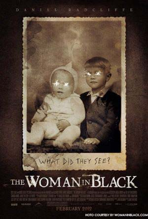 """The Woman in Black"" was Daniel Radcliffe's first blockbuster film since the ""Harry Potter"" franchise."
