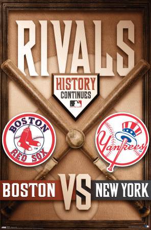 One of the more classic rivalries in sports history is that of the Boston Red Sox and New York Yankees. However, rivalries not only exist in the sports world, but in the workplace and in schools.