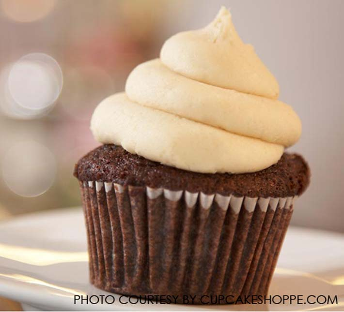 The Cupcake Shoppe is located on Glenwood Avenue. It is closed on Sundays only.