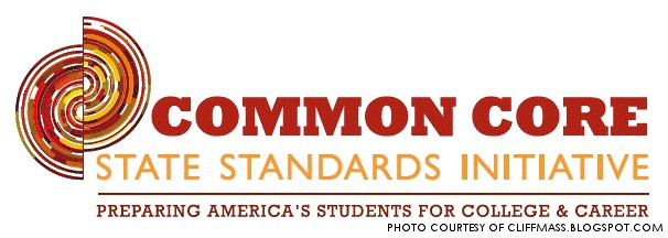 Common Core is a list of standards relating to what students are expected to learn.  These standards let parents and teachers know what they can do to help students.