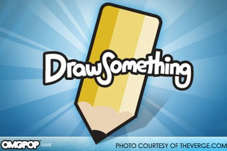 Like Pictionary, Draw Something allows players to draw pictures of words for their opponents. Players can work with a variety of different marker sizes and colors, more of which become available the longer you play.