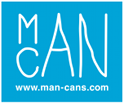 Man cans are candles for men. They are an original, creative idea for gifts for those hard to buy for people.