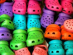 The versatile rubber shoe is slowly making a comeback. Crocs revenue from 2011 is reached approximately $1 billion.
