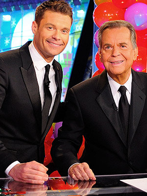 Dick Clark and Ryan Seacrest worked very closely in Clark's late years. With his death, many people are expecting Seacrest to fill his shoes.