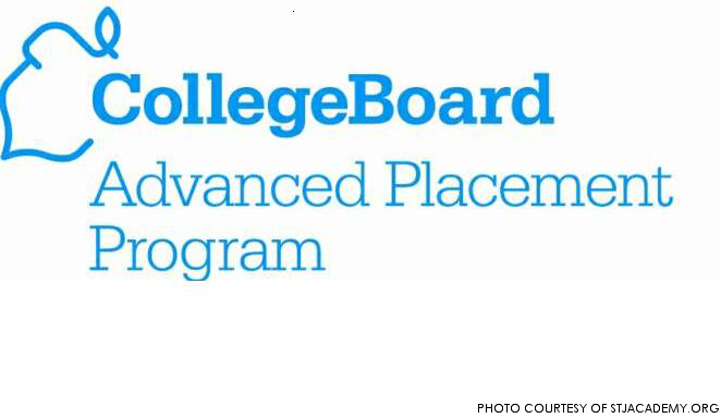 The College Board's AP program allows students all over the country to earn college credit during high school.  AP classes are typically more difficult and fast-paced than high school classes.