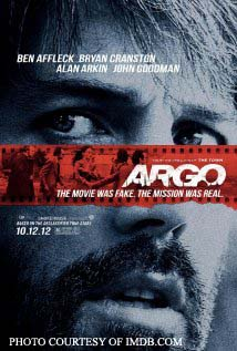 In 2012 many historical thriller movies came out. Some of these movies include Argo, Zero Dark Thirty and Act of Valor.