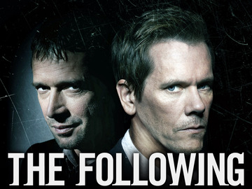 The Following is a new TV drama on FOX. The show follows the chase to stop a serial killing cult.