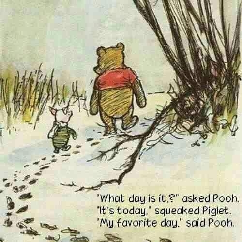 In the popular Winnie the Pooh stories, Pooh is seen as the lovable, humble, and most important character. But the book the Te of Piglet suggests that Piglet is just as important, if not more so, than Pooh.