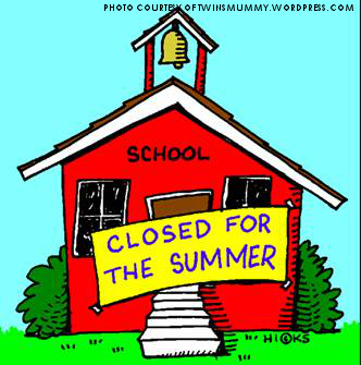 Students are let out of school for 10 weeks every summer.  Summer vacation impacts the education of students by losing the equivalent of three months of material.