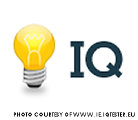 Intelligence quotient, or IQ, is a measure of the potential for someone to learn.  A person can find out their IQ by taking tests that typically involve pattern recognition and mathematics.