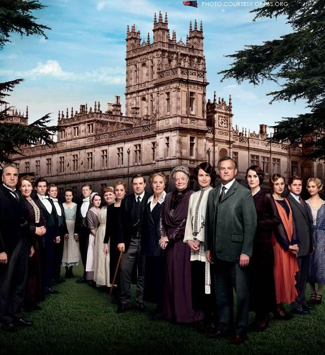 "Downton Abbey airs Sundays on UNC-TV, 9 p.m. Several new characters will be introduced this season including two ""real life"" characters - Virginia Woolf (Christine Carty) and Australian opera singer Dame Nellie Melba ( Dame Kiri Te Kanawa)."