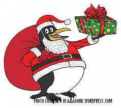 """Penguin Claus, fashioned by Harris, was created to be more """"inclusive"""". However--despite being a focus in the Slate article--Kelly failed to evaluate the bird's potential legitimacy."""