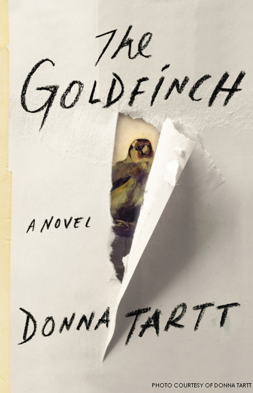 The Goldfinch is Donna Tartt's first novel in eleven years. It was well-worth the wait.