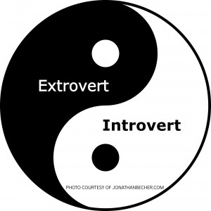 Since both introverts and extroverts bring contrasting traits to the table, it might be more beneficial to merge the two personalities. This would be especially useful in different management roles where both aspects are needed.