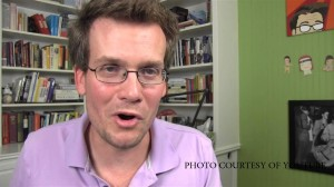 Along with his brother Hank, John Green makes videos every week online. Discussing topics from cooties to the conflict in the Central African Republic, there's a Vlogbrothers video for everyone.