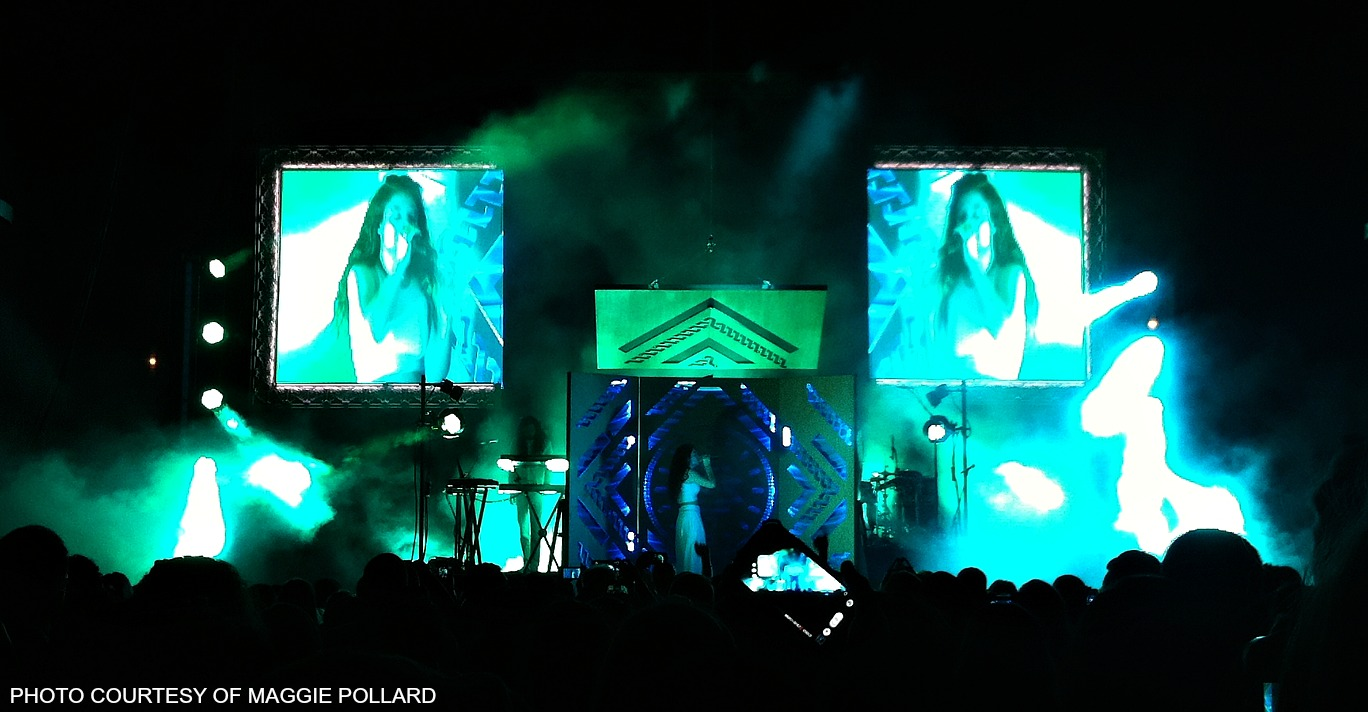 Lorde came to Raleigh on September 18. Her unique show kept the crowd on its feet the whole time.