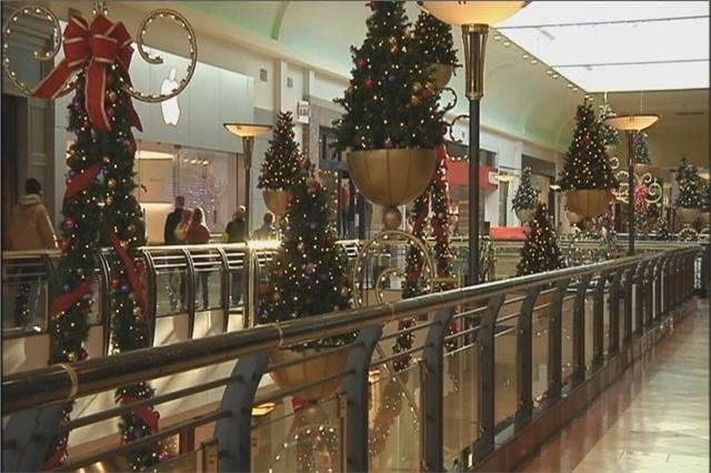 One major criticism of the premature Christmas spirit comes from malls such as Crabtree. Shoppers could take pictures with Santa since November 15.