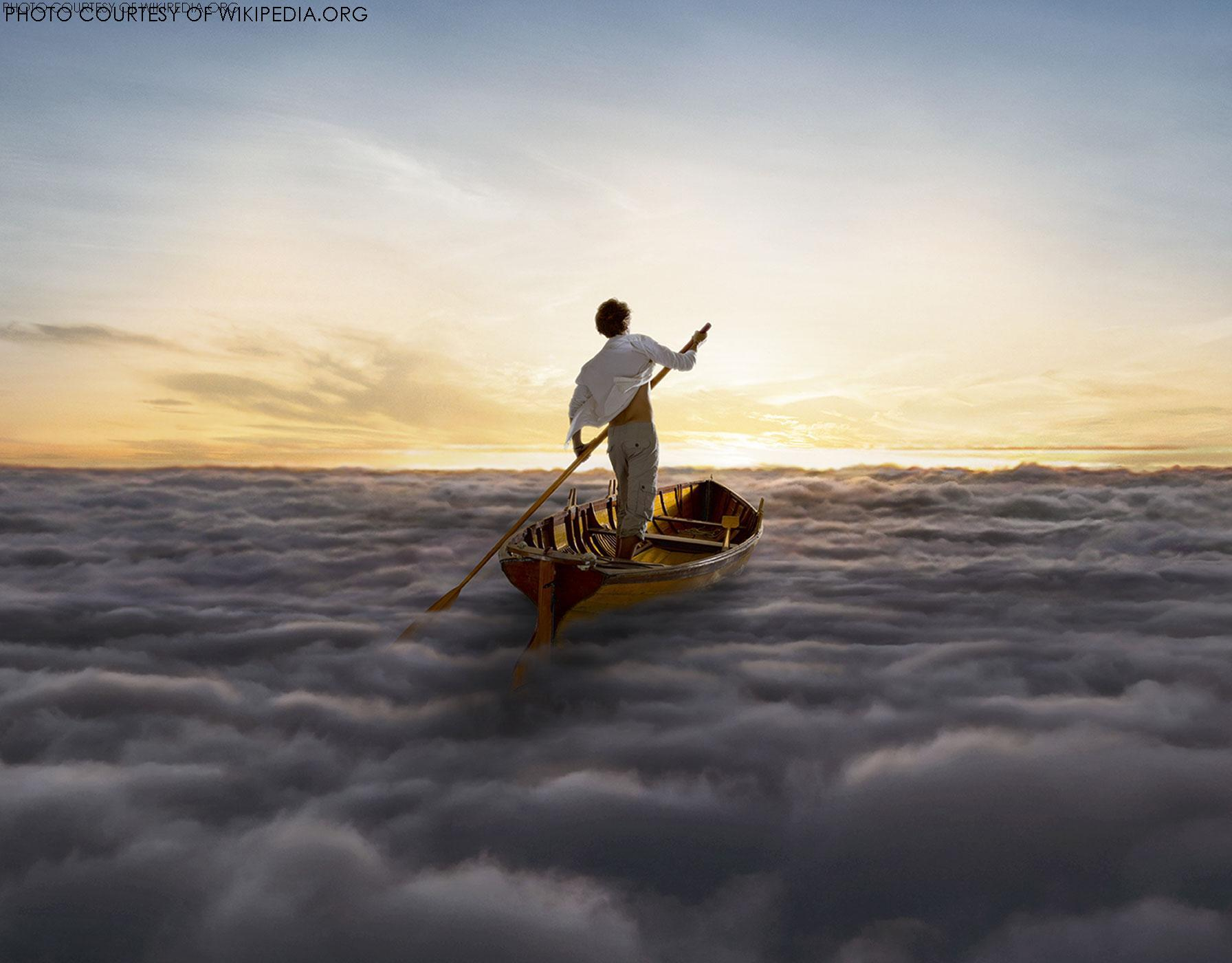 """The Endless River"" will almost certainly be the final work by the members of Pink Floyd."