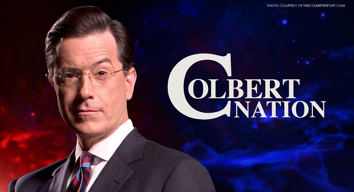 The Colbert Report aired its finale episode on December 18, 2014. Colbert to host The Late Show in 2015.