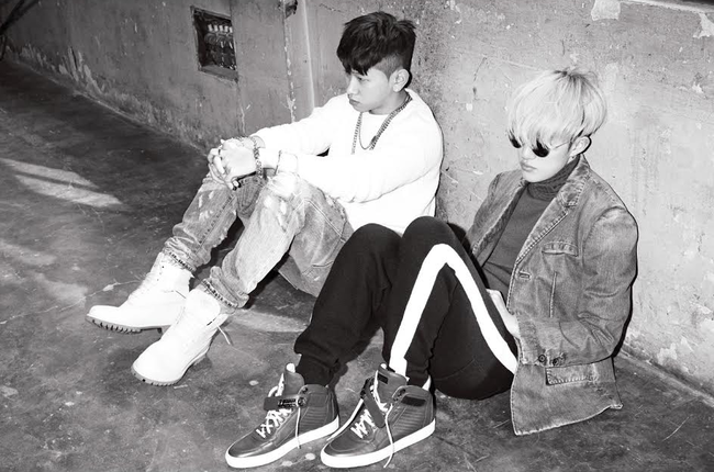 Crush and Zion T team up for new R&B hit, 'Just.' The song has already topped charts in Korea.