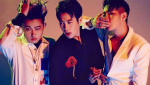 (left to right) U-Kwon, P.O., and B-Bomb are the members of Block B's sub-unit BASTARZ. Each member was slowly revealed throughout the beginning of April.