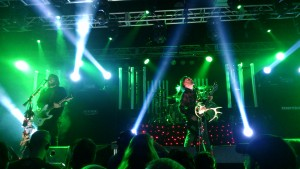 This past weekend, Seether headlined a concert at The Ritz. This is the first time in approximately six years that the South African hard rock band has played in the Triangle Area.