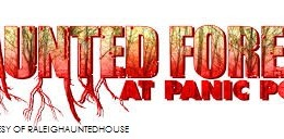 The Haunted House at Panic Point includes six different attractions with various 'scare' levels. Panic Point has dozens of haunters throughout all the attractions except the Corn Maze.