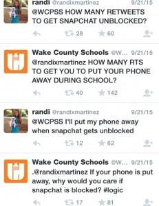WCPSS Reply