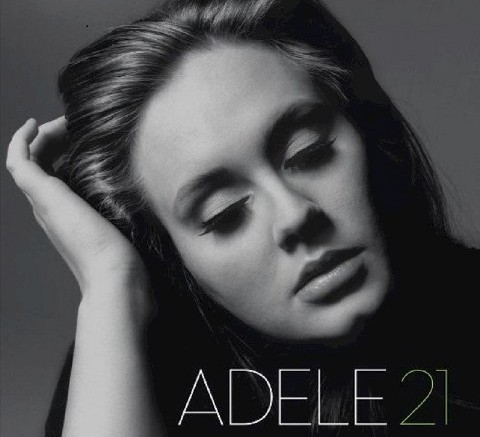 The album art for Adele's famous 21. This particular album stands as the best-selling album in the U.K. this decade, and similar sales are expected for 25. (Photo Courtesy of target.com)