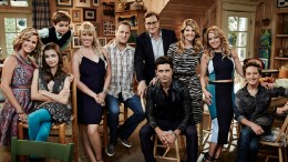 Fuller House is a spin-off television series that will premiere on Netflix, February 26, 2016. Most of the cast from Full House will reappear along with their children.