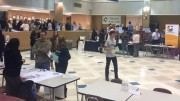The College Fair gave students the opportunity to speak to representatives personally about their programs, requirements and admissions. The event concluded at 9 p.m..