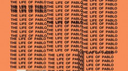 Album art for Kanye West's The Life of Pablo. It's Kanye's first studio album release in 3 years. (Photo Courtesy of Wikipedia)