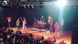 """Photo taken at The Ritz on March 8 of the crowd during """"Migos."""" Anxiously, the crowd awaits for the group to come on stage as they jam to familiar jams with their DJ."""