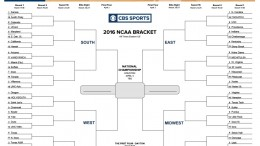 The unfilled 68-team bracket for the NCAA Tournament. In the month of March, the prospect of creating a perfect bracket is always a popular thought.