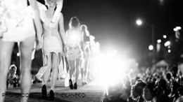 Fashion week is an industry wide event where designers release their new collections. The most noteworthy fashion weeks are in New York, Paris, London, and Milan.