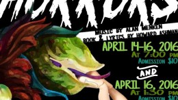 """LRHS Spring Musical """"The Little Shop of Horrors"""" is expected to be a huge success. With the production coming up on April 14-16, the theatre department is putting forth all their efforts and energy into perfecting the musical."""