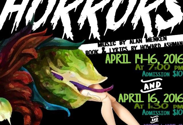 "LRHS Spring Musical ""The Little Shop of Horrors"" is expected to be a huge success. With the production coming up on April 14-16, the theatre department is putting forth all their efforts and energy into perfecting the musical."