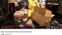 """Casey Neistat is a daily vlogger on Youtube. He is also known for his viral videos including """"Snowboarding with the NYPD"""" and """"Make it Count,"""" a video he made for Nike back in 2012."""