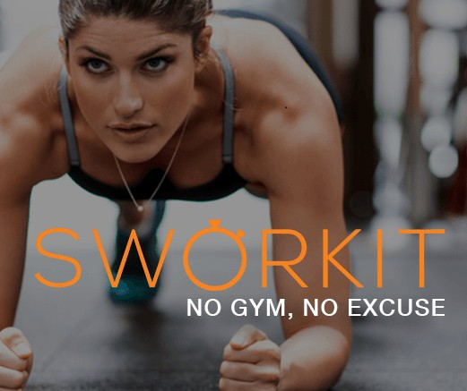 "Sworkit, the new innovative way to workout, is increasing in popularity. Made with the intentions to be easily accessible, the founders follow the motto,""No gym, no excuse."""