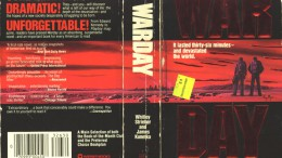In the novel Warday, the main characters travel through America following a nuclear war.