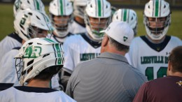 The Pride Men's Lacrosse team fell to Cardinal Gibbons in Raleigh on Friday, May 13th, by a score of 11-5. It was the second year in a row the Pride had made it to the fourth round.