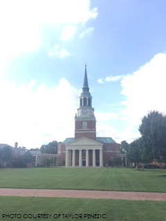 Wake Forest is one of a few universities and colleges that offer interviews as part of the admissions process. Some interviews are evaluative, while others are informational.