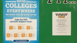 October 1 marks the start of SAT testing, and Leesville students have a big decision to make when it comes to the optional writing portion. It comes down to what colleges students hope to attend and their requirements, yet, since the test is so new, nothing is set in stone.