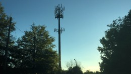 Cell phone towers can be disguised to look like trees or added into stadium lights. Wake County, if they agree to add cell towers, is not sure how they will integrate the towers on to school property.