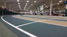 JDL Fast Track in Winston-Salem opened in 2011 to host track meets. The Leesville indoor track and field team has been traveling to the track facility to continue racing during the period between cross country and outdoor track.